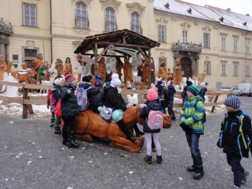 Vánoční trhy Brno - výlet ZŠ