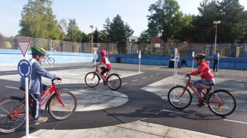 Dopravní výchova - Rosice