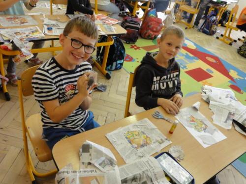 Výtvarná výchova - 3. a 4. ročník