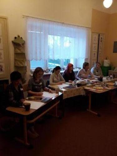 Workshop s Vlastou Křenovskou