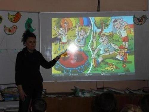 Projekt Zdraví dětem v ZŠ