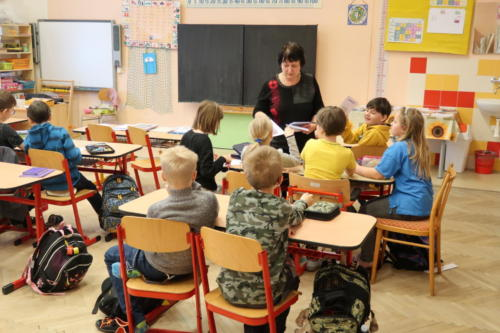 Výukový program KJM Brno v ZŠ