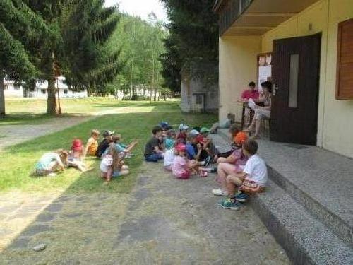 Škola v Přírodě Jiskra Náměšť n.Osl (2)